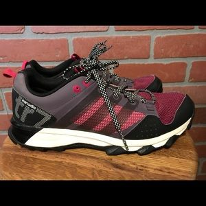 Adidas Kanadia tr7 running shoes size 8